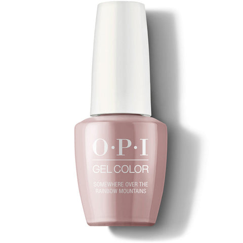 OPI Gel Color - Somewhere Over The Rainbow Mountain