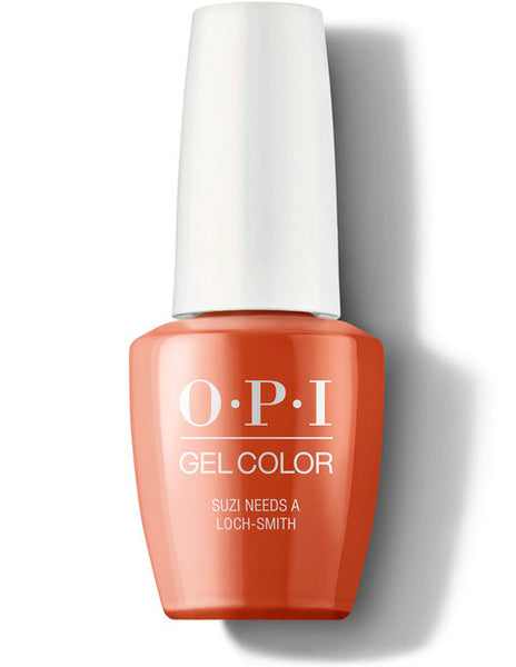 OPI Gel Color - Suzi Needs a Loch-smith
