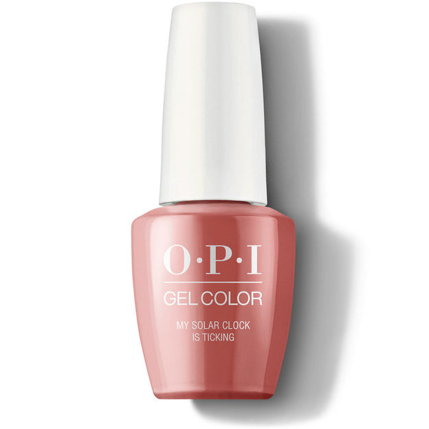OPI Gel Color - My Solar Clock Is Ticking
