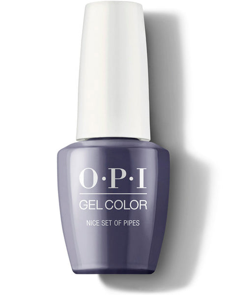 OPI Gel Color - Nice Set of Pipes
