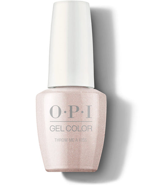OPI Gel Color - Throw Me A Kiss