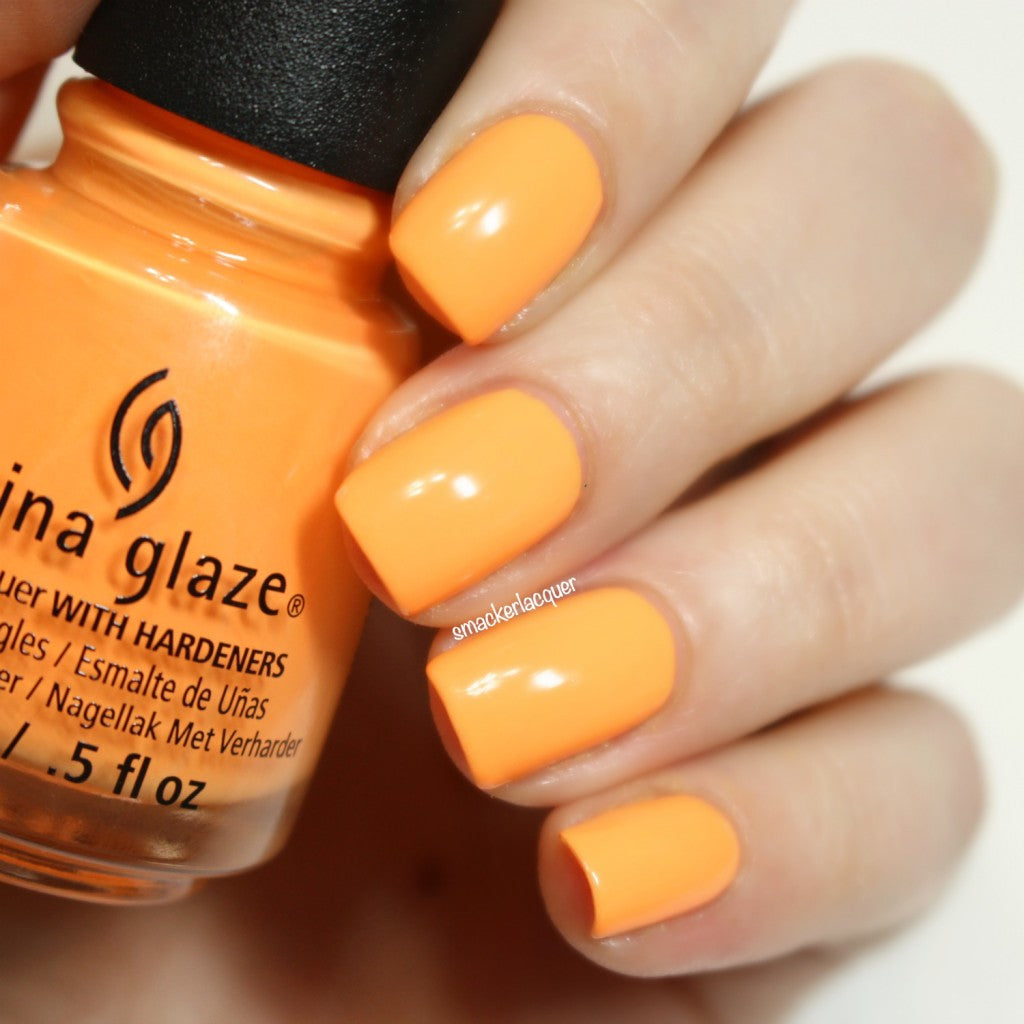 China Glaze - None Of Your Risky Business | Whats Up Nails