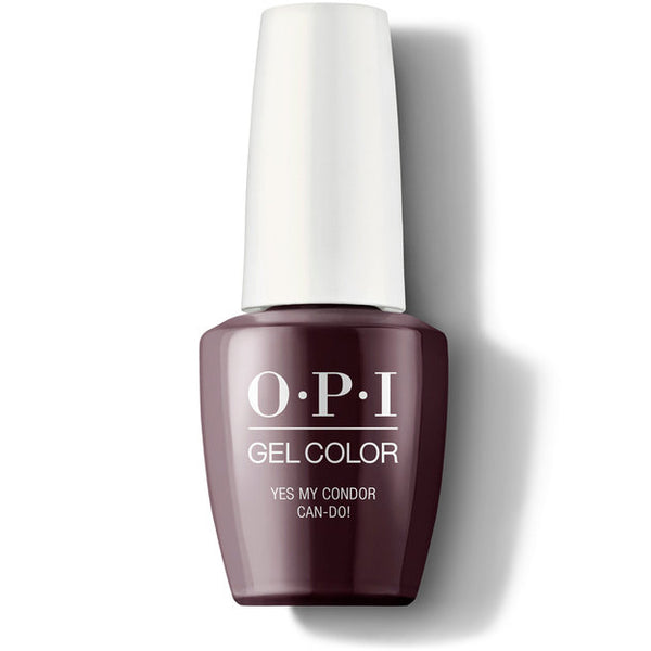 OPI Gel Color - Yes My Condor Can-Do