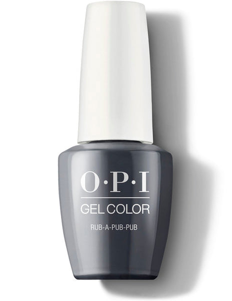 OPI Gel Color - Rub-a-Pub-Pub