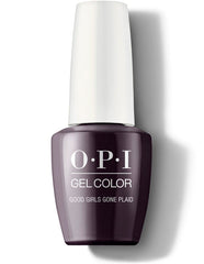 OPI Gel Color - Good Girls Gone Plaid