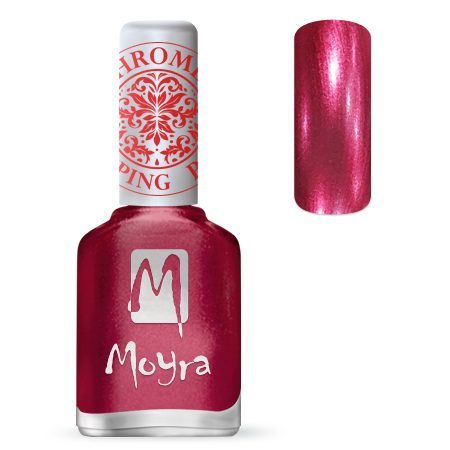 Moyra - SP 29 Chrome Rose Stamping Polish