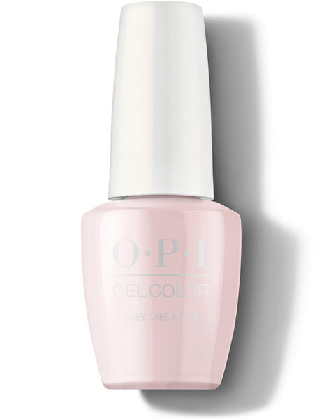 OPI Gel Color - Baby, Take a Vow