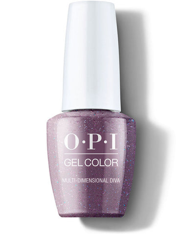 OPI Gel Color - Multi-dimensional Diva