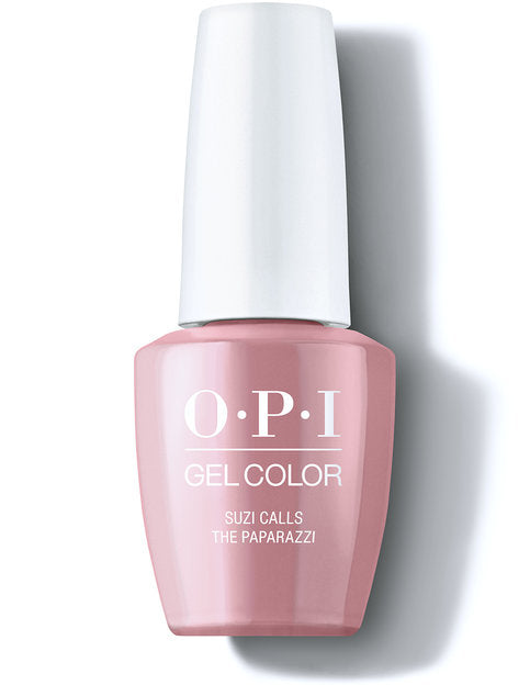 OPI Gel Color - Suzi Calls the Paparazzi