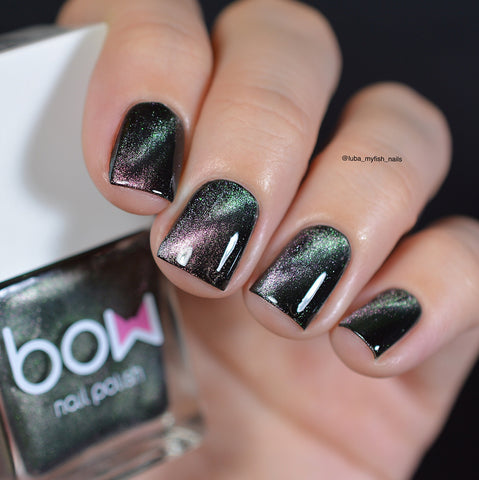 Bow Nail Polish - Astral (Magnetic)