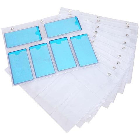 Maniology - Build-Your-Own Nail Plate Storage Kit - 10 Sheets