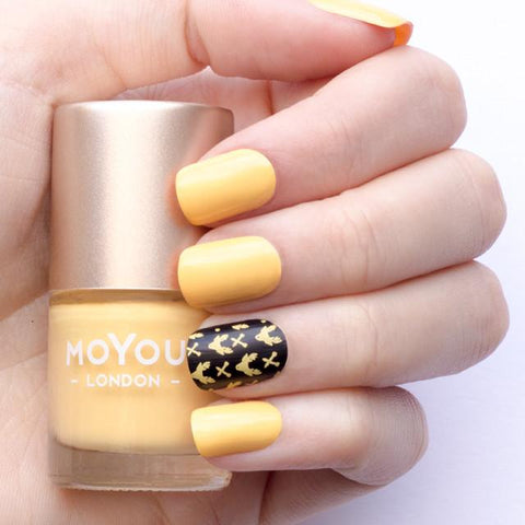 MoYou-London - Bahamas Punch Stamping Polish