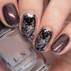 UberChic Beauty - UC Mini - Who Gives a Hoot