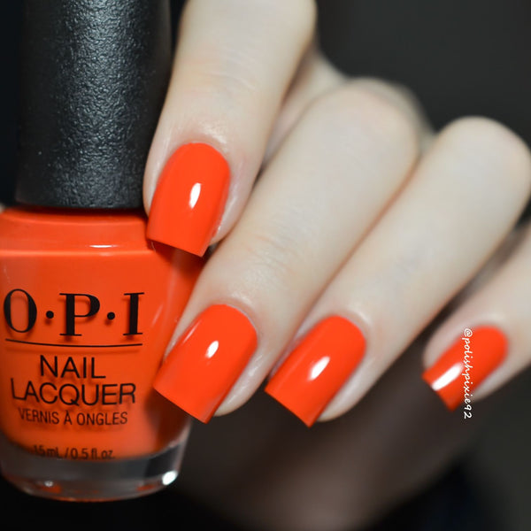 OPI - A Red-vival City