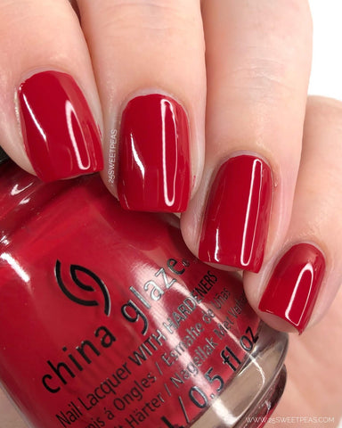 China Glaze - Campfired Up!