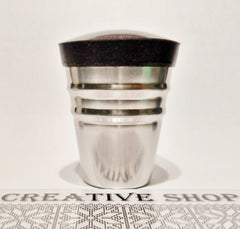 Creative Shop - Black/Purple Stamper & Scraper
