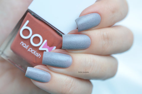 Bow Nail Polish - Illusions (Thermo)