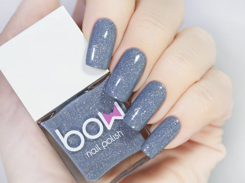 Bow Nail Polish - Teardrops