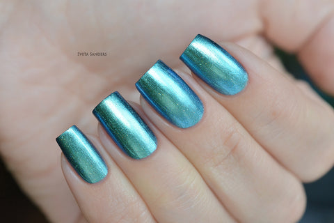 Bow Nail Polish - Nothern Lights