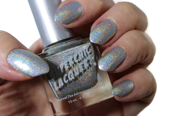 SuperChic Lacquer - Bubble Freeze