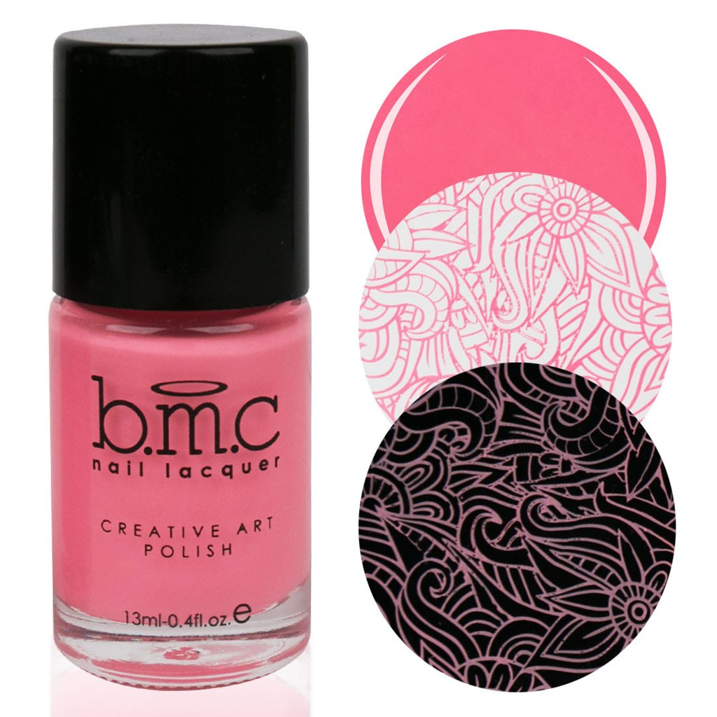 Bundle Monster - Rave Babe Stamping Polish