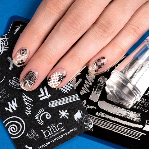 Bundle Monster - Special FX Nail Stamping Starter Kit