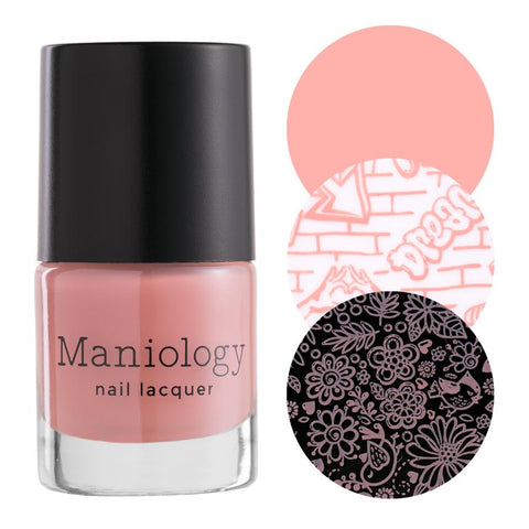Maniology - Wild Heart Nail Stamping Starter Kit | Whats Up Nails