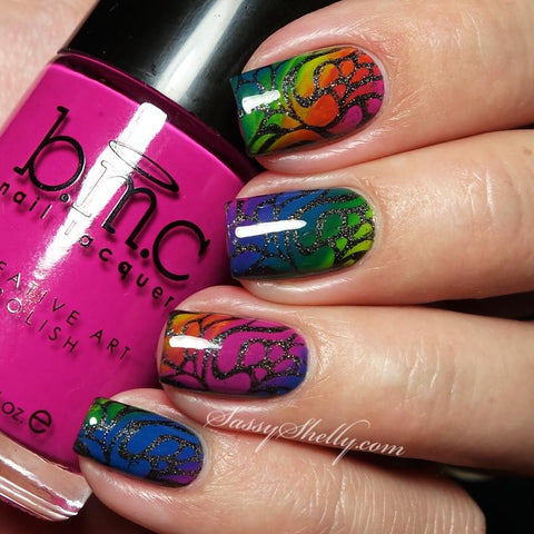 Bundle Monster - Creative Art Stamping Polishes - Star Slinger Collection