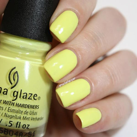 China Glaze - Whip It Good