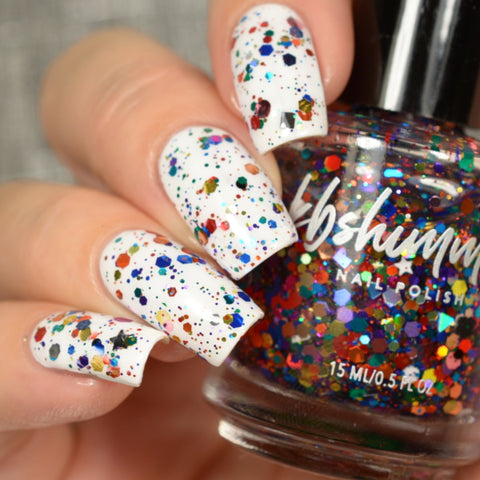 KBShimmer - Clown Puke (Discontinued)