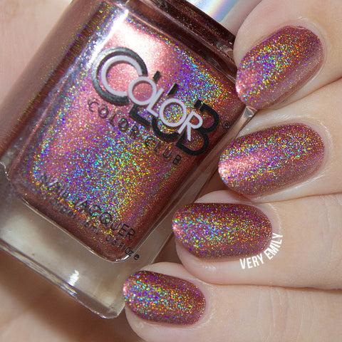 Color Club - Sidewalk Psychic