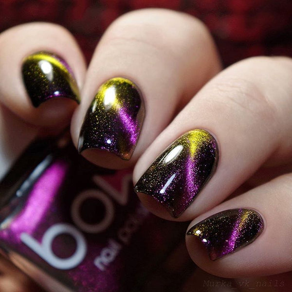 Bow Nail Polish - Doomsday (Magnetic)