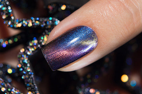 Bow Nail Polish - Fortune Teller (Magnetic)