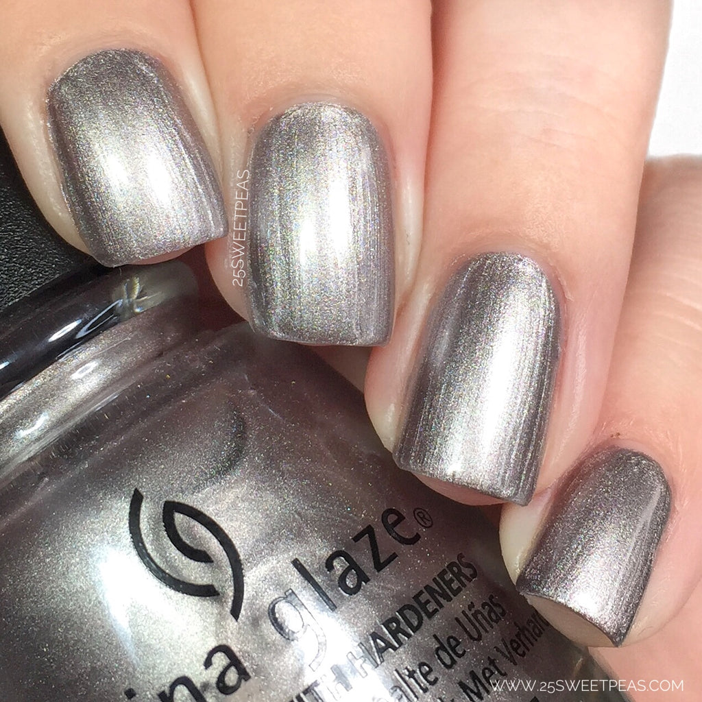China Glaze - Chic Happens | Whats Up Nails