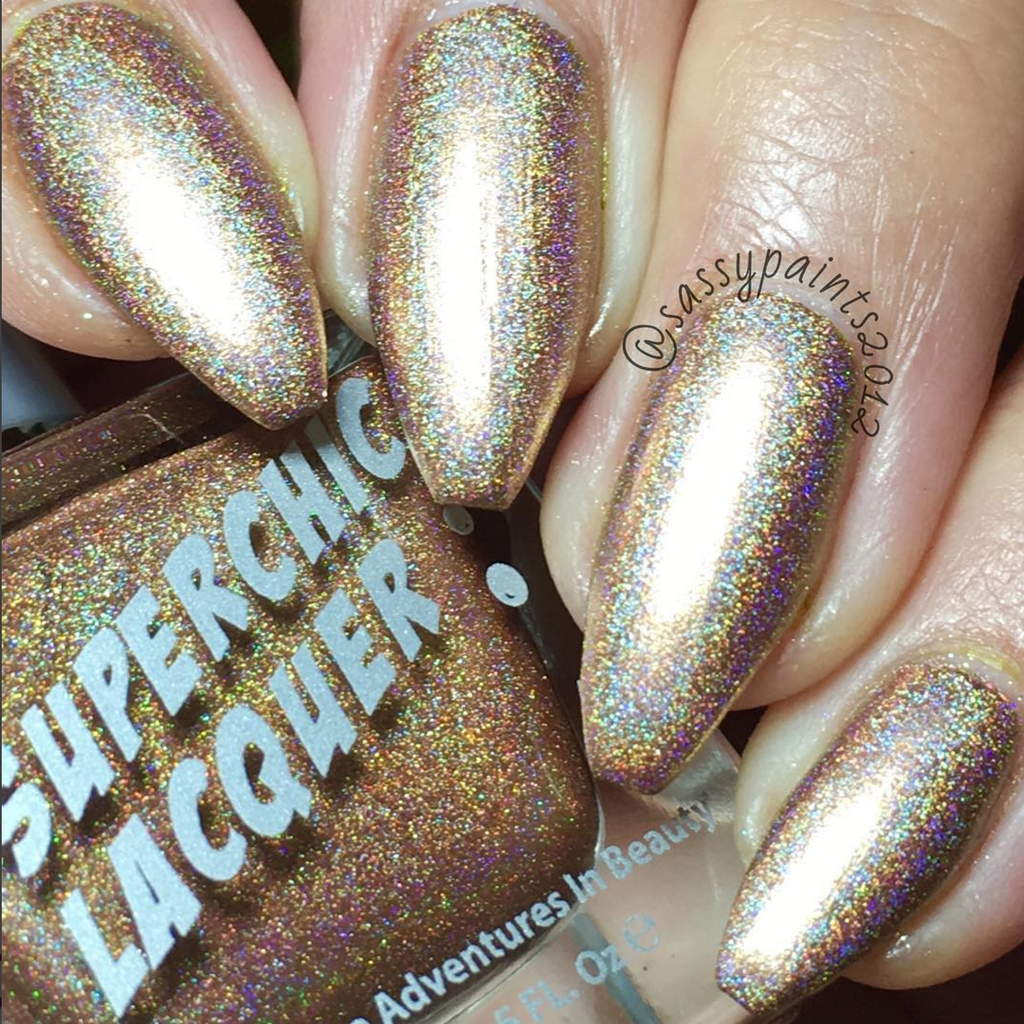 SuperChic Lacquer - Dart Thru The Heart   Whats Up Nails
