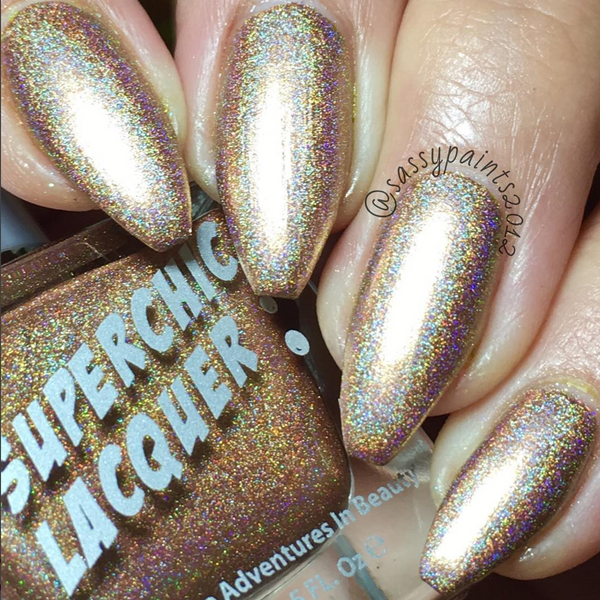SuperChic Lacquer - Dart Thru The Heart