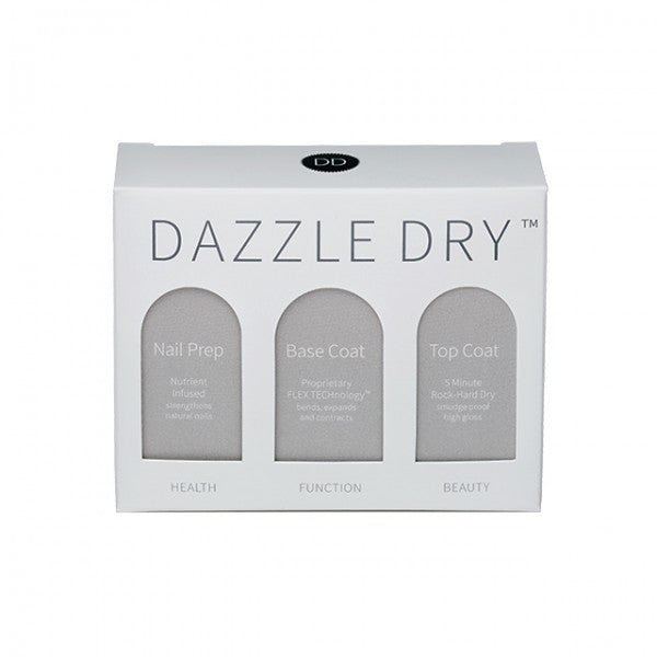 Dazzle Dry - 3 Piece Nail System