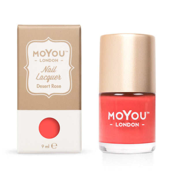 MoYou-London - Desert Rose Stamping Polish