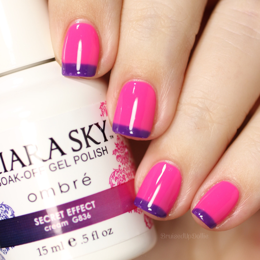 Kiara Sky - G836 Secret Effect Gel Polish