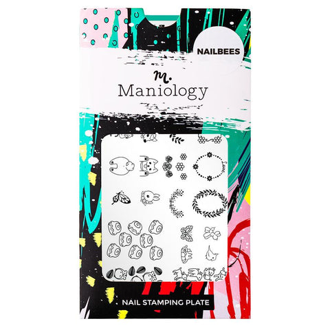 Maniology - Artist Collaboration: M007 nailbees
