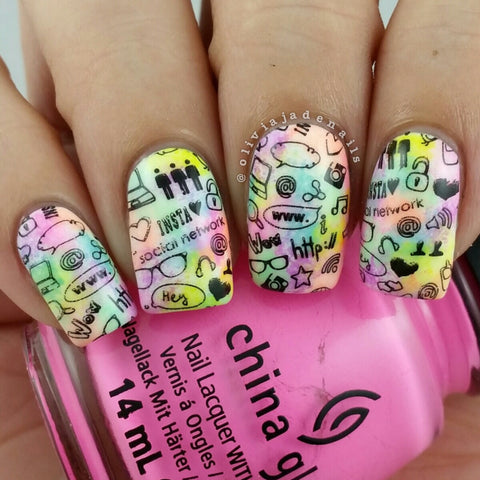 UberChic Beauty - Geek Love - 01