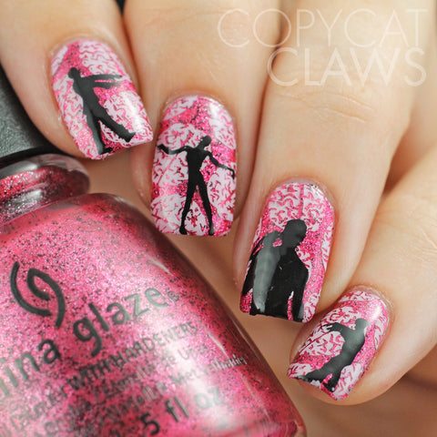 UberChic Beauty - Zombie Love - 01
