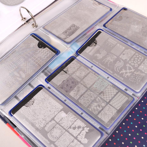 Maniology - Build-Your-Own Nail Plate Storage Kit