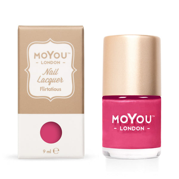 MoYou-London - Flirtatious Stamping Polish