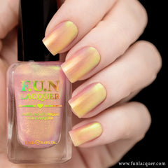 F.U.N Lacquer - Cotton Candy