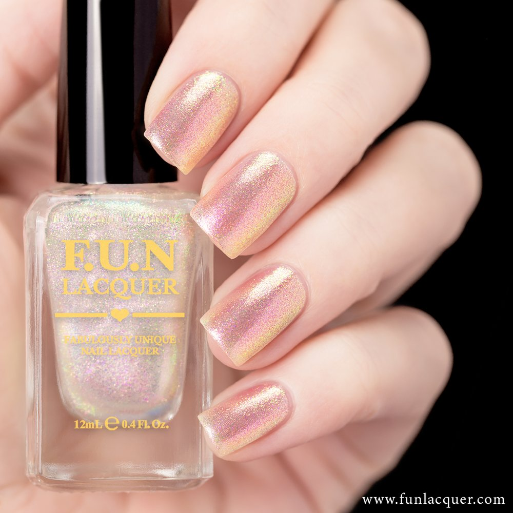 F.U.N Lacquer - Divine | Whats Up Nails