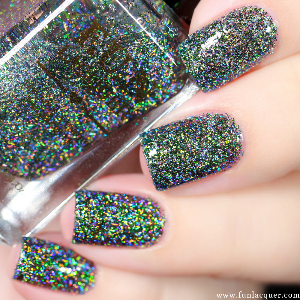 F.U.N Lacquer - Magical Holo | Whats Up Nails