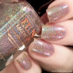 F.U.N Lacquer - Mermaid Holo