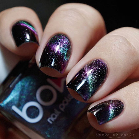 Bow Nail Polish - Gravity (Magnetic)