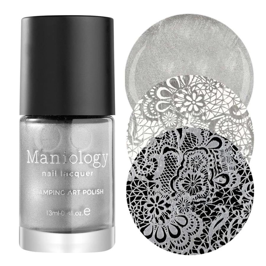 Maniology - So Metal Stamping Polish